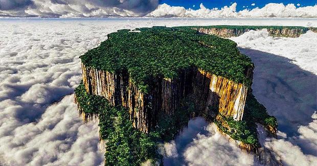 Những tuyệt tác thiên nhiên đẹp đến mức không thể tin rằng nó có thật trên Trái Đất, trong đó có một địa danh ở Việt Nam - Ảnh 15.