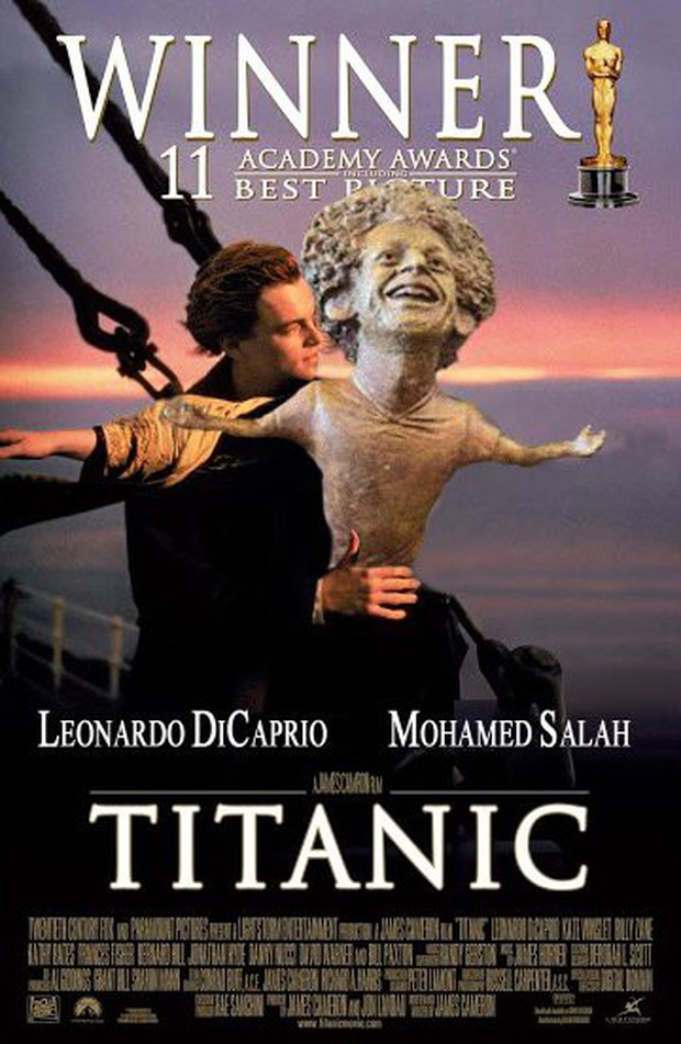 Danh thủ Mo Salah được tạc tượng vinh danh nhưng trông hơi sai một chút, dân mạng lập tức nhảy vào chế ảnh - Ảnh 10.