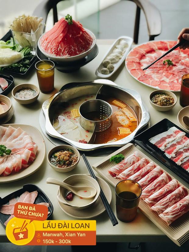 Ngoài trà sữa thì ở Hà Nội còn có ti tỉ món ăn Đài Loan khác hấp dẫn không kém phần - Ảnh 6.