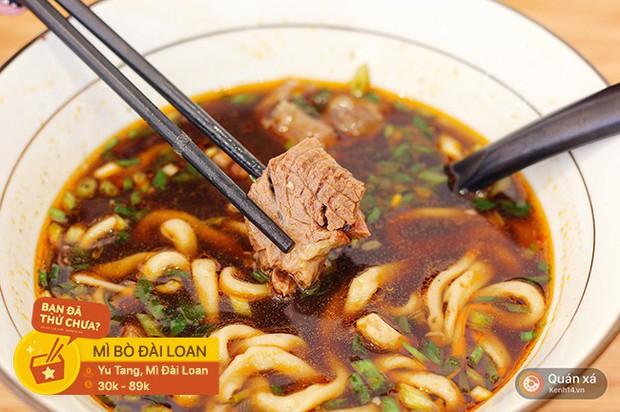 Ngoài trà sữa thì ở Hà Nội còn có ti tỉ món ăn Đài Loan khác hấp dẫn không kém phần - Ảnh 8.