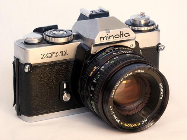 Cái chết của Minolta: khởi đầu thịnh vượng của Sony và di sản để đời cho các hãng máy ảnh trên thế giới - Ảnh 1.