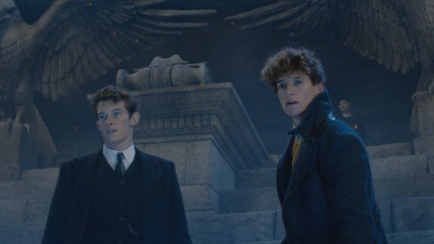 Mê mẩn dàn phù thủy quyền năng mới ở Fantastic Beasts 2 - Ảnh 8.