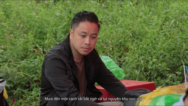 Người Bất Tử của Victor Vũ: Clip hậu trường về những tai nạn trong phim- Ảnh 4.