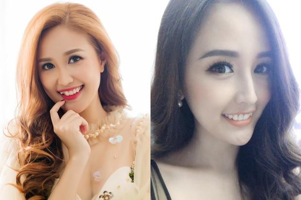 """Hoa hậu Mai Phương Thúy và Phương Hằng """"Gạo nếp gạo tẻ"""" lại giống nhau như chị em một nhà - Ảnh 10."""