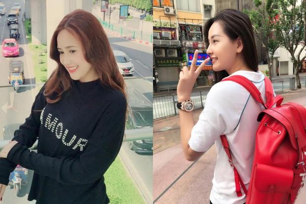 """Hoa hậu Mai Phương Thúy và Phương Hằng """"Gạo nếp gạo tẻ"""" lại giống nhau như chị em một nhà - Ảnh 5."""
