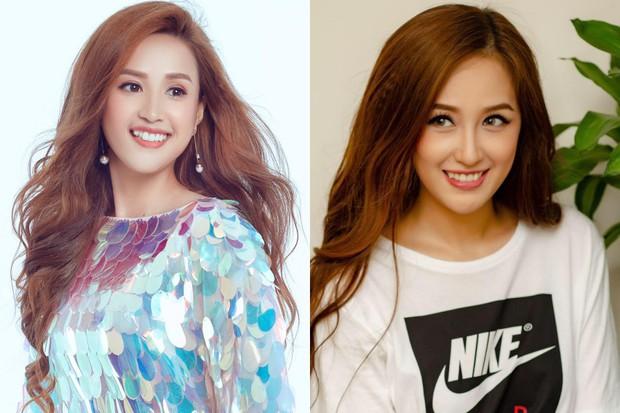 """Hoa hậu Mai Phương Thúy và Phương Hằng """"Gạo nếp gạo tẻ"""" lại giống nhau như chị em một nhà - Ảnh 8."""