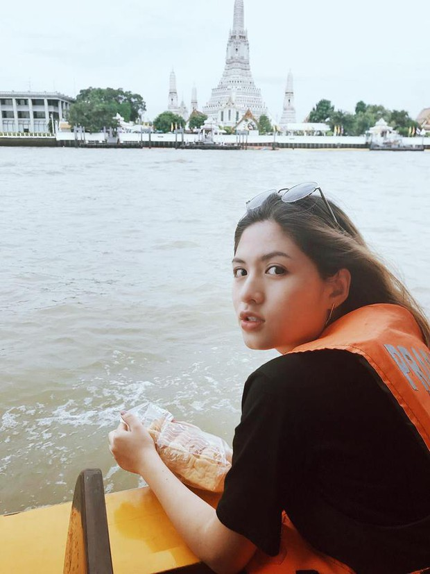 Thì ra Huyme - Trang Lou còn có một cô em họ xinh xắn đến thế này! - Ảnh 8.