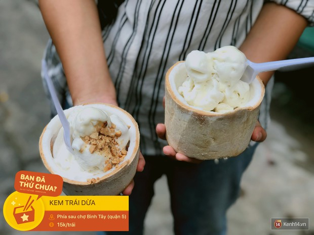 Kem trái dừa bỗng trở nên hót hòn họt trong giới sành ăn, bạn đã biết địa chỉ món này ở Sài Gòn chưa? - Ảnh 7.