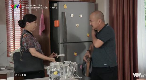 Mẹ Ơi, Bố Đâu Rồi: Hết xin 500k đi cà phê, Quỳnh Kool lại ngửa tay vòi bố 3 triệu đi đền shop - Ảnh 5.