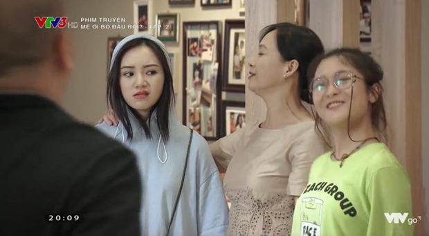 Mẹ Ơi, Bố Đâu Rồi: Hết xin 500k đi cà phê, Quỳnh Kool lại ngửa tay vòi bố 3 triệu đi đền shop - Ảnh 2.