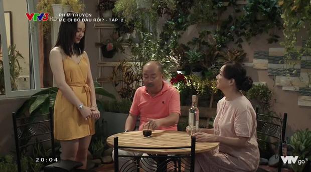 Mẹ Ơi, Bố Đâu Rồi: Hết xin 500k đi cà phê, Quỳnh Kool lại ngửa tay vòi bố 3 triệu đi đền shop - Ảnh 1.