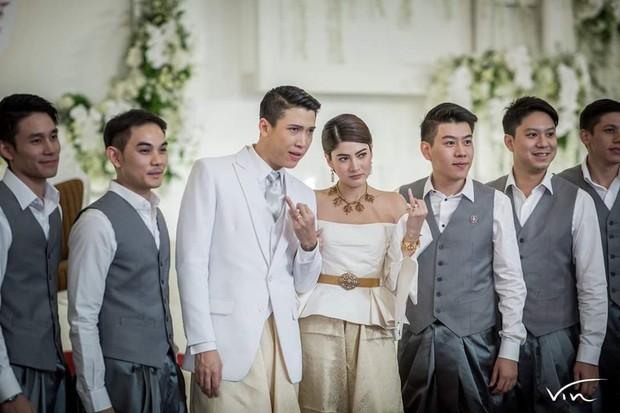Top mỹ nhân lai đình đám nhất Thái Lan: Nhan sắc xinh đẹp, nửa kia không tỷ phú, thiếu gia thì cũng là nam thần - Ảnh 54.