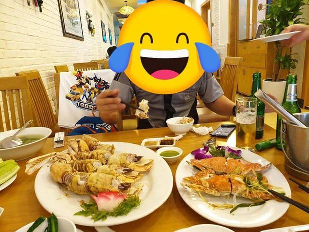 Vui chân sa vào nhà hàng hải sản, vợ chồng Hà Nội chóng mặt đọc hóa đơn hết nửa tháng lương, 3 triệu/4 con bề bề - Ảnh 2.