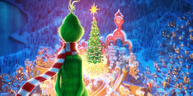 Phim Giáng Sinh dành cho những kẻ hận cả thế giới là đây: The Grinch - Gã xanh lè cáu kỉnh - Ảnh 2.