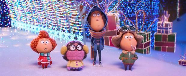 Phim Giáng Sinh dành cho những kẻ hận cả thế giới là đây: The Grinch - Gã xanh lè cáu kỉnh - Ảnh 6.