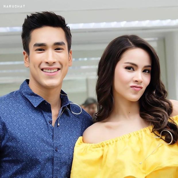 Top mỹ nhân lai đình đám nhất Thái Lan: Nhan sắc xinh đẹp, nửa kia không tỷ phú, thiếu gia thì cũng là nam thần - Ảnh 13.