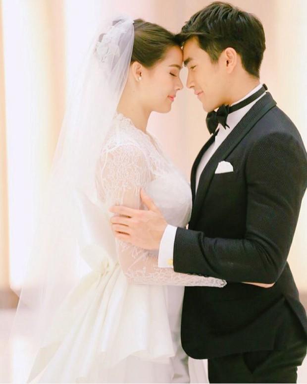 Top mỹ nhân lai đình đám nhất Thái Lan: Nhan sắc xinh đẹp, nửa kia không tỷ phú, thiếu gia thì cũng là nam thần - Ảnh 14.