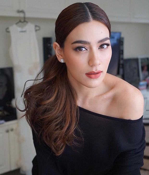 Top mỹ nhân lai đình đám nhất Thái Lan: Nhan sắc xinh đẹp, nửa kia không tỷ phú, thiếu gia thì cũng là nam thần - Ảnh 16.