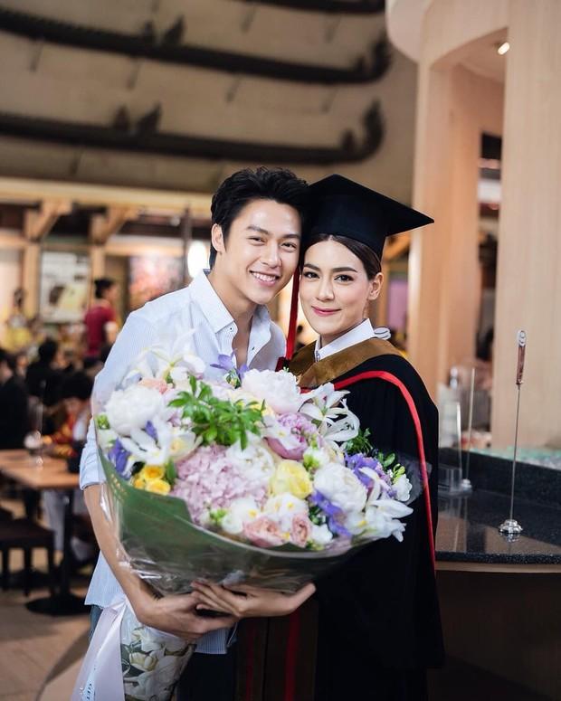 Top mỹ nhân lai đình đám nhất Thái Lan: Nhan sắc xinh đẹp, nửa kia không tỷ phú, thiếu gia thì cũng là nam thần - Ảnh 19.