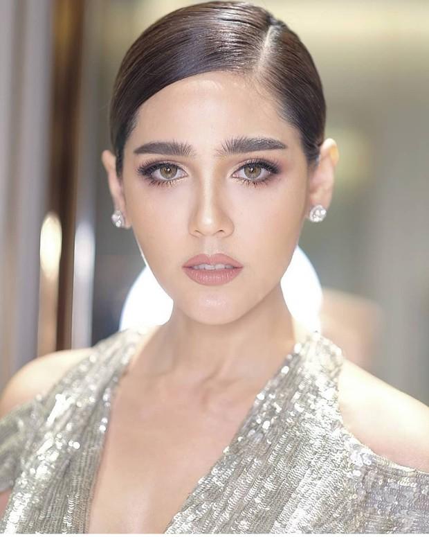Top mỹ nhân lai đình đám nhất Thái Lan: Nhan sắc xinh đẹp, nửa kia không tỷ phú, thiếu gia thì cũng là nam thần - Ảnh 3.