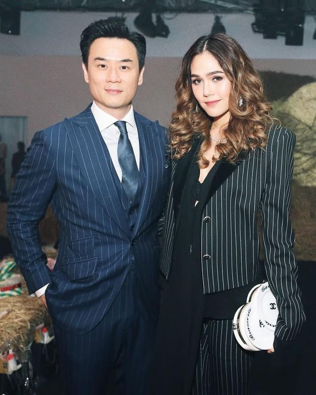 Top mỹ nhân lai đình đám nhất Thái Lan: Nhan sắc xinh đẹp, nửa kia không tỷ phú, thiếu gia thì cũng là nam thần - Ảnh 4.