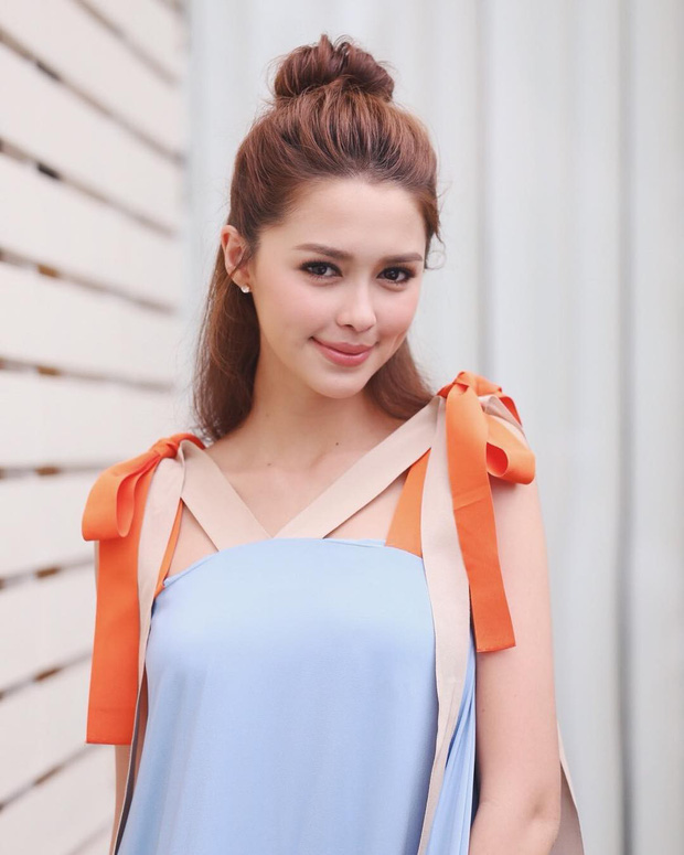 Top mỹ nhân lai đình đám nhất Thái Lan: Nhan sắc xinh đẹp, nửa kia không tỷ phú, thiếu gia thì cũng là nam thần - Ảnh 40.