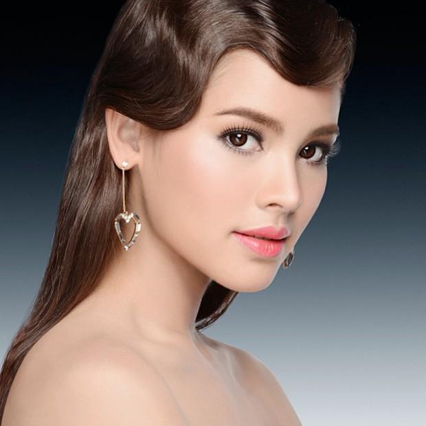 Top mỹ nhân lai đình đám nhất Thái Lan: Nhan sắc xinh đẹp, nửa kia không tỷ phú, thiếu gia thì cũng là nam thần - Ảnh 10.