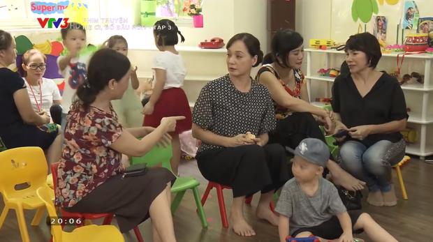 """""""Mẹ Ơi, Bố Đâu Rồi"""": Bé Sâu bị trường đuổi học khi chỉ mới 3 tuổi vì ông ngoại - Ảnh 1."""