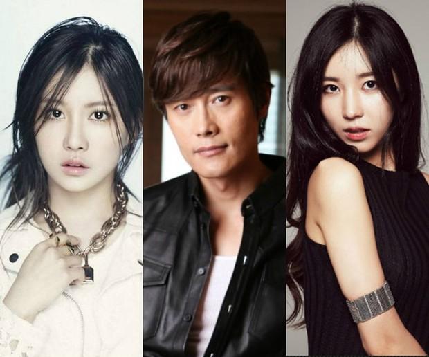 """Bae Yong Joon, G-Dragon, Lee Byung Hun: 3 tài tử """"sát gái"""" nhất Kbiz - Ảnh 21."""