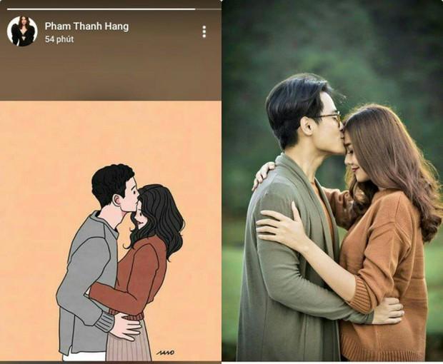 Thanh Hằng bị nghi ngờ hẹn hò với Hà Anh Tuấn - Ảnh 1.