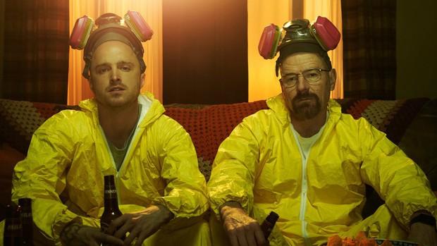 Fan Breaking Bad chú ý: Cặp đôi đập đá Walter White và Jesse Pinkman có thể sẽ tái xuất trên màn ảnh rộng! - Ảnh 2.