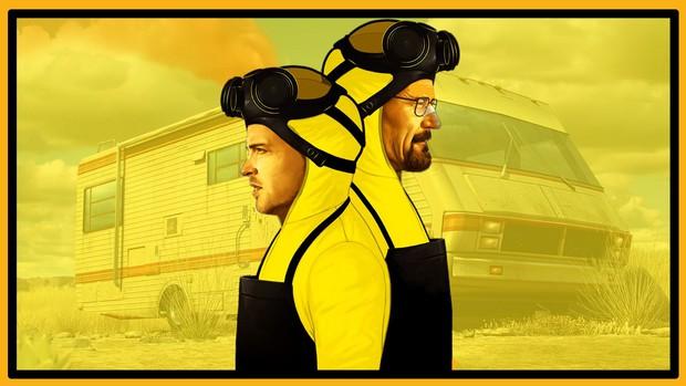 Fan Breaking Bad chú ý: Cặp đôi đập đá Walter White và Jesse Pinkman có thể sẽ tái xuất trên màn ảnh rộng! - Ảnh 3.