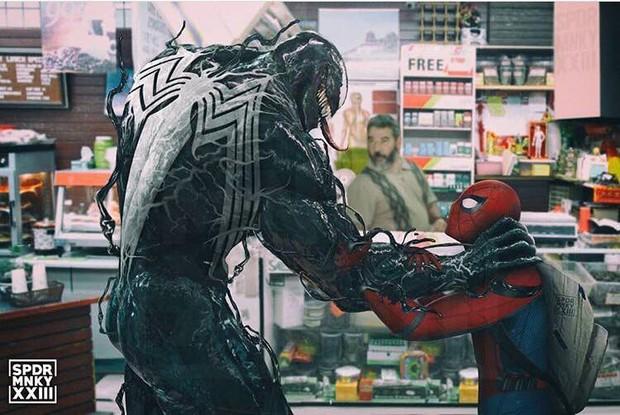 Thành công của quái nhân nhầy nhụa Venom sẽ khiến Người Nhện khỏi... về nhà - Ảnh 3.