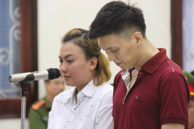 Cha ruột cùng mẹ kế bạo hành con đẻ xin giữ nguyên mức án tù 6 năm 6 tháng - Ảnh 1.