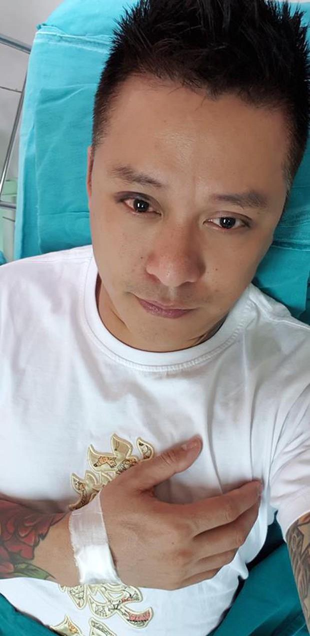 Sao Việt và những lần gặp tai nạn nghiêm trọng: Gãy xương, suy giảm thị lực nhưng vẫn chưa phải điều kinh khủng nhất - Ảnh 1.