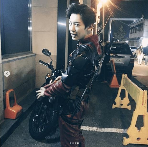 Chanyeol (EXO) thật sự không có duyên với hình tượng Deadpool và đây là lý do! - Ảnh 2.