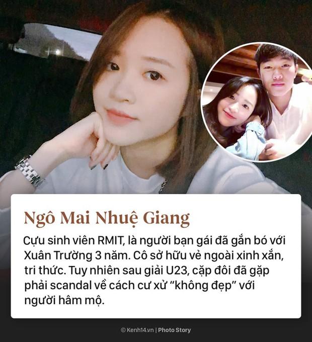 Trước thềm AFF cup 2018, điểm mặt loạt bạn gái xinh như hot girl của các tuyển thủ Việt Nam - Ảnh 5.