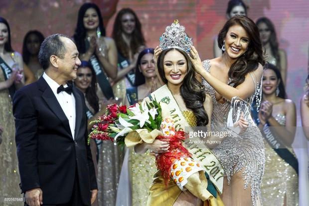 Thực trạng Hoa hậu trái đất: Nhan sắc xuống cấp, tổ chức như ao làng lại còn ngập tràn bê bối - Ảnh 8.
