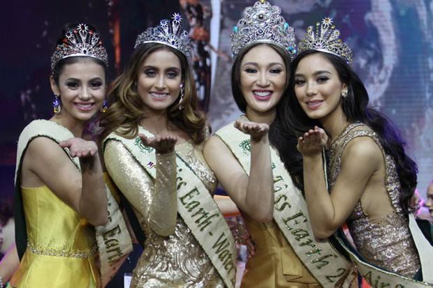 Thực trạng Hoa hậu trái đất: Nhan sắc xuống cấp, tổ chức như ao làng lại còn ngập tràn bê bối - Ảnh 9.