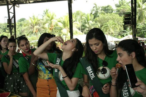 Thực trạng Hoa hậu trái đất: Nhan sắc xuống cấp, tổ chức như ao làng lại còn ngập tràn bê bối - Ảnh 22.