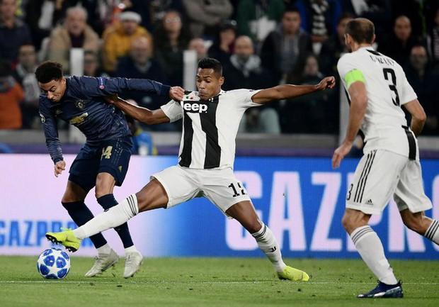 Ronaldo ghi bàn, Juventus vẫn ôm hận trước Man United vì hai bàn thua ở phút cuối - Ảnh 2.