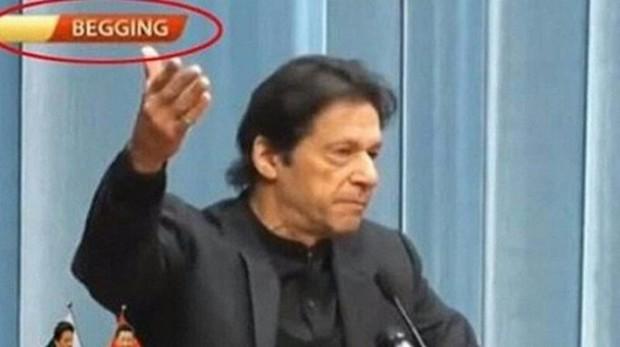 Giám đốc truyền hình Pakistan bị sa thải vì ghi sai tên thủ đô của Trung Quốc - Ảnh 1.