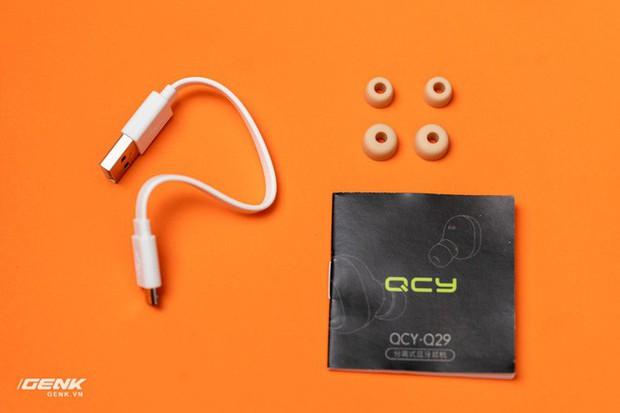 Bỏ ra chỉ 600.000 đồng mua cặp tai nghe không dây của Trung Quốc, đáng tiền hay không? - Ảnh 5.