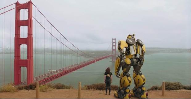 6 lý do bạn nên ra rạp để xem phim riêng của chú robot ong vàng Bumblebee - Ảnh 3.