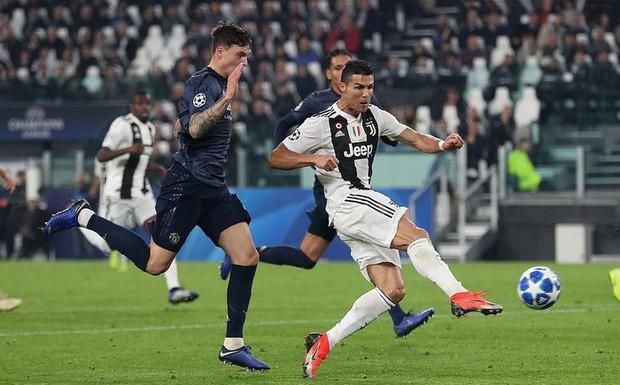 Ronaldo ghi bàn, Juventus vẫn ôm hận trước Man United vì hai bàn thua ở phút cuối - Ảnh 5.