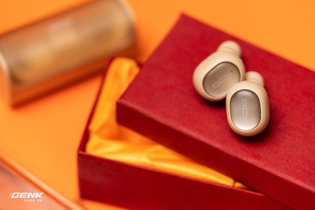 Bỏ ra chỉ 600.000 đồng mua cặp tai nghe không dây của Trung Quốc, đáng tiền hay không? - Ảnh 9.