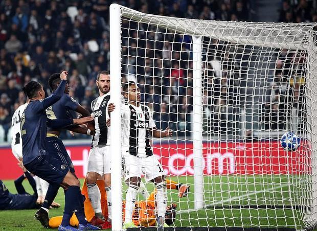 Ronaldo ghi bàn, Juventus vẫn ôm hận trước Man United vì hai bàn thua ở phút cuối - Ảnh 8.