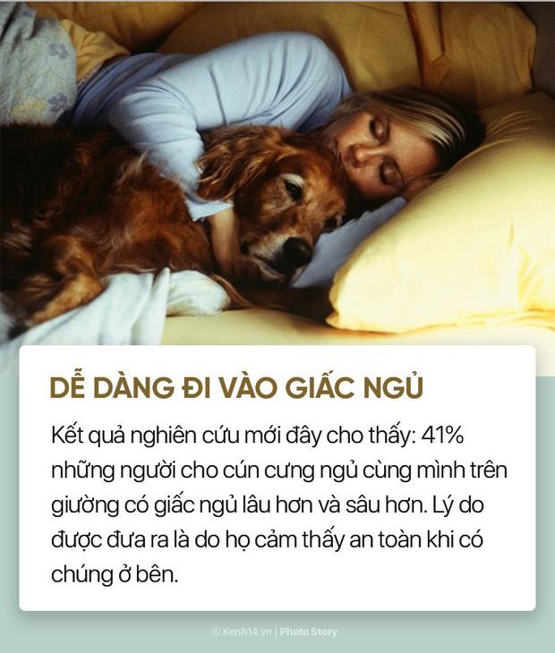 Nuôi cún cưng không chỉ giúp bạn vui vẻ mà còn chống lại rất nhiều bệnh tật - Ảnh 13.