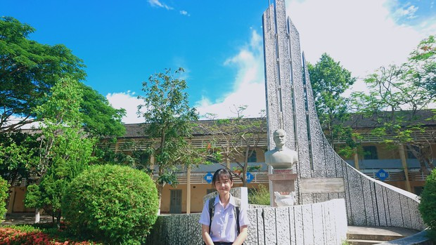 Học sinh, sinh viên đua nhau khoe ảnh góc sống ảo nghìn like, ngôi trường nào đạt danh hiệu xịn sò nhất Việt Nam? - Ảnh 21.