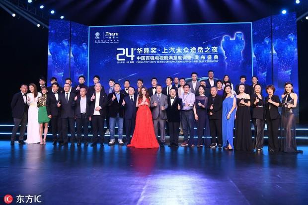 Hoa Đỉnh 2018: Ngô Cẩn Ngôn giật giải Nữ diễn viên truyền hình xuất sắc mảng cổ trang - Ảnh 5.